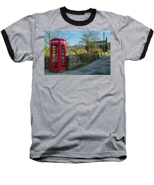 Baseball T-Shirt featuring the photograph Beautiful Rural Scotland by Jeremy Lavender Photography