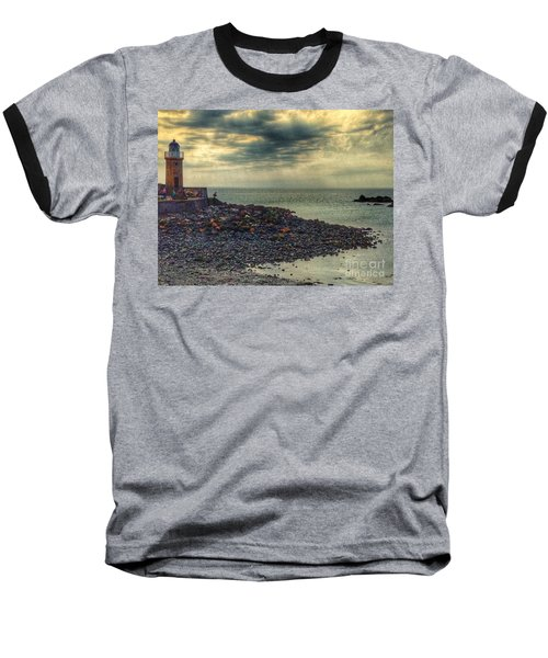 Beautiful Skies At Portpatrick 2 Baseball T-Shirt