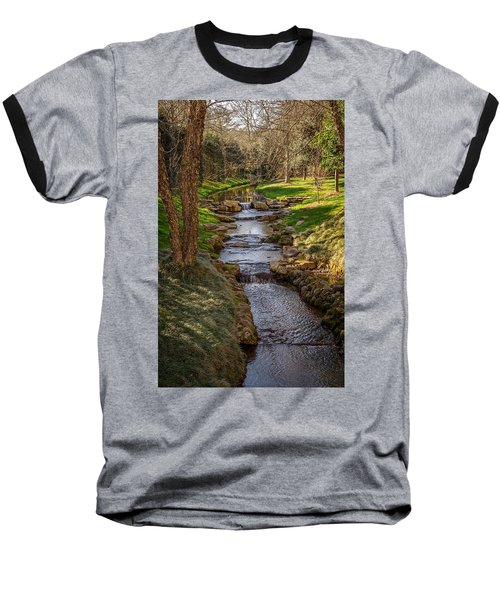 Beautiful Stream Baseball T-Shirt