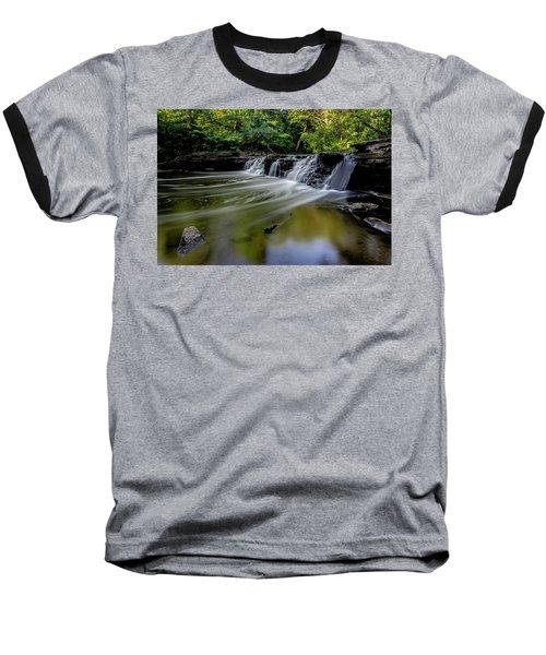Beautiful Waterfall Baseball T-Shirt