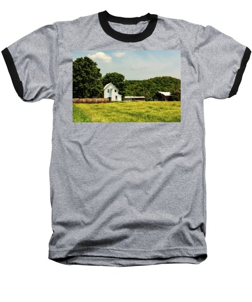 Beautiful West Virginia Baseball T-Shirt by L O C