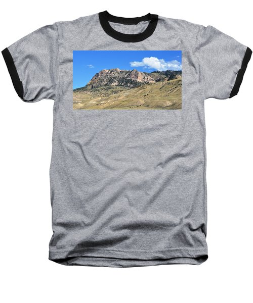 Beautiful Wyoming Baseball T-Shirt