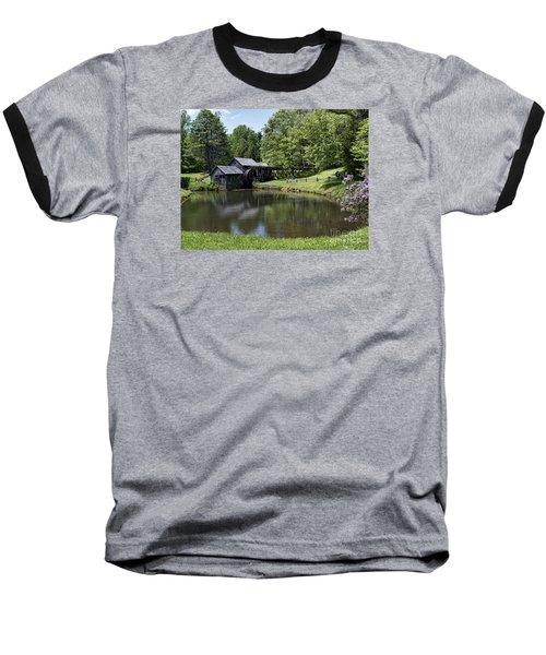 Beauty And Peace Baseball T-Shirt