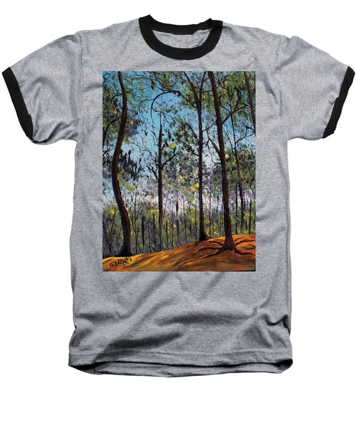 Beauty Around Us 1 Baseball T-Shirt
