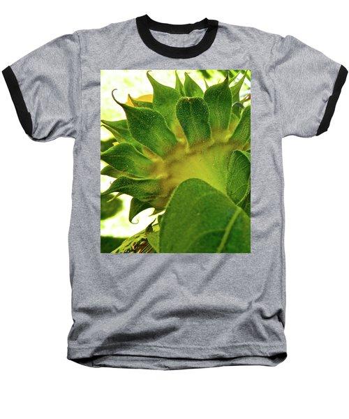 Baseball T-Shirt featuring the photograph Beauty Beneath by Randy Rosenberger