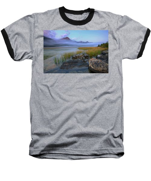 Beauty Creek Dawn Baseball T-Shirt by Dan Jurak