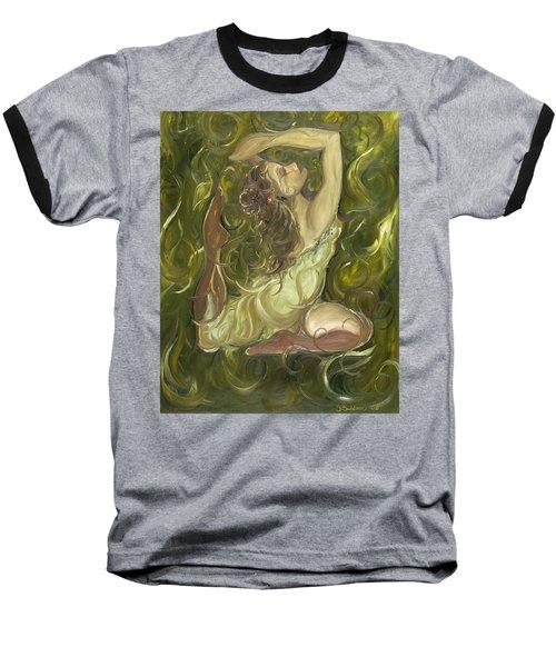 Beauty Has Surfaced  Baseball T-Shirt