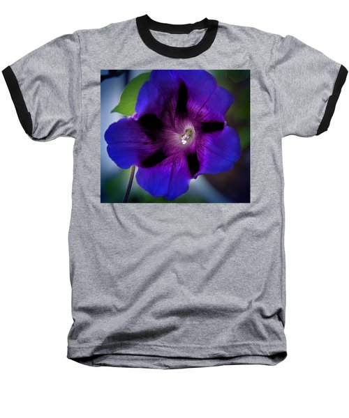 Beauty In Blue Baseball T-Shirt