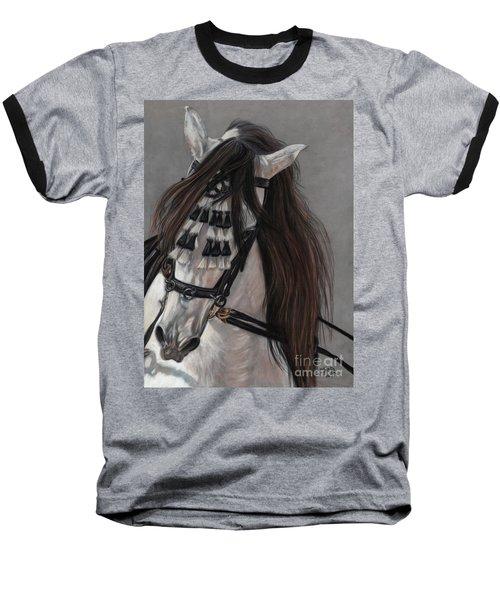 Beauty In Hand Baseball T-Shirt