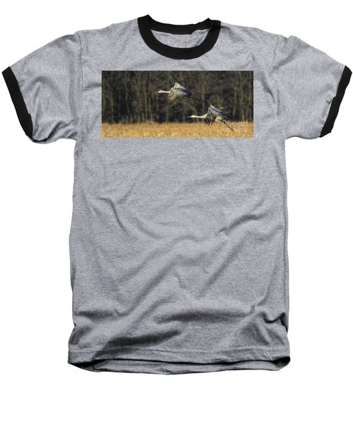 Beauty In Motion Baseball T-Shirt