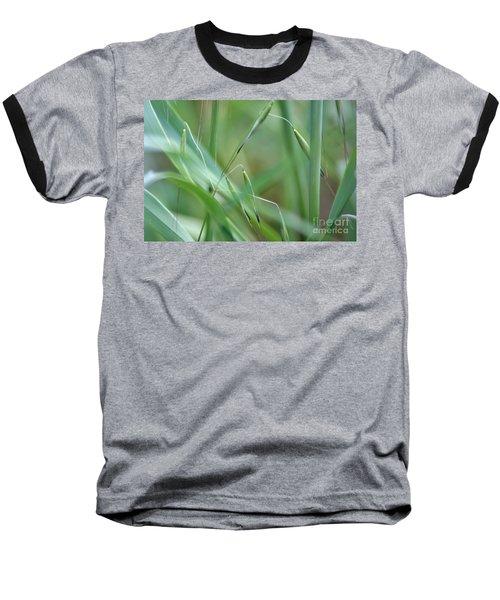 Beauty In Simplicity Baseball T-Shirt by Sheila Ping