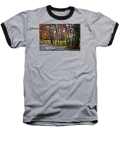 Beauty In The Dappled Light Baseball T-Shirt
