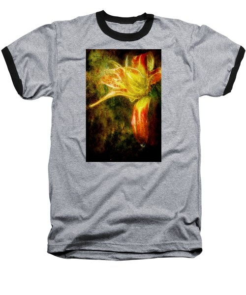 Beauty In The Darkness Baseball T-Shirt