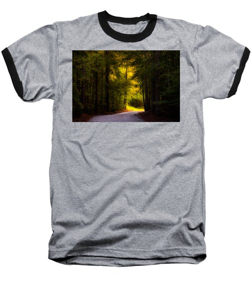 Beauty In The Forest Baseball T-Shirt