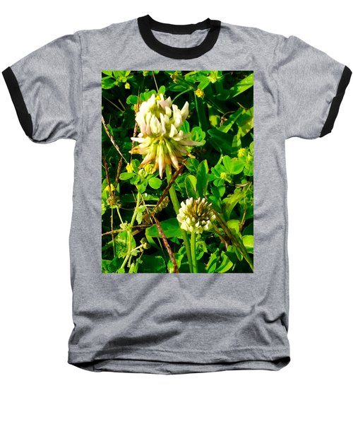 Beauty In Weeds Baseball T-Shirt