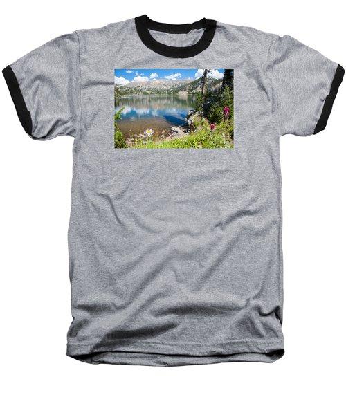 Beauty Lake Baseball T-Shirt