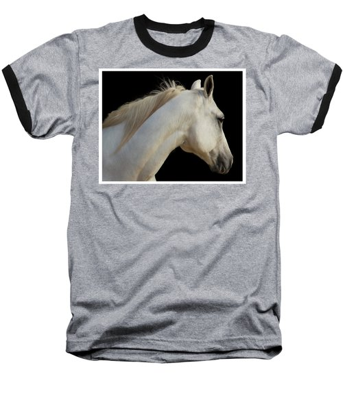 Baseball T-Shirt featuring the photograph Beauty by Sharon Jones