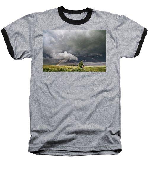 Beauty Within Darkness Baseball T-Shirt