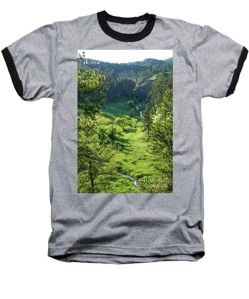 Beaver Creek In The Spring Baseball T-Shirt