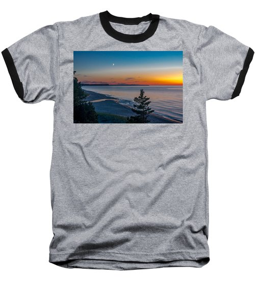 Beaver Creek Sunset Baseball T-Shirt