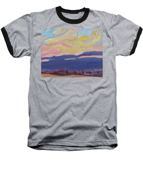 Beaver Sunset Baseball T-Shirt