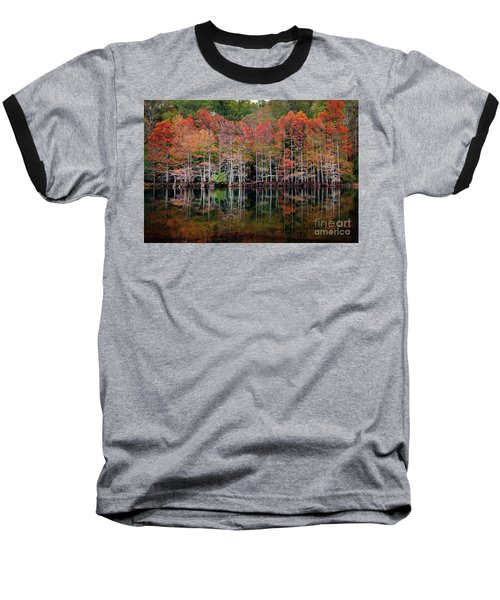 Beaver's Bend Cypress Soldiers Baseball T-Shirt