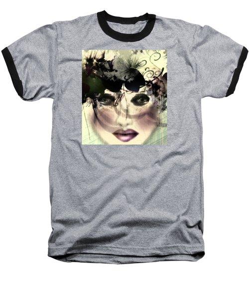 Becca Baseball T-Shirt by Katy Breen