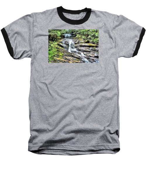Becky Branch Falls In Summer Baseball T-Shirt
