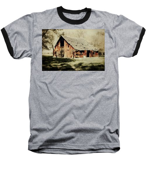 Beckys Barn 1 Baseball T-Shirt