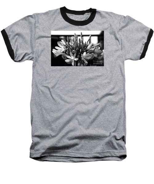 Becoming Beautiful - Bw Baseball T-Shirt