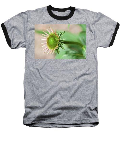 Becoming Echinacea - Baseball T-Shirt