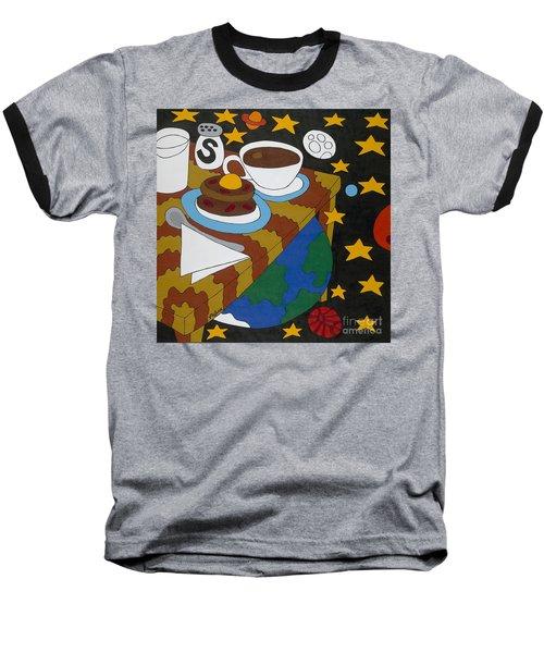 Bed And Breakfast Baseball T-Shirt