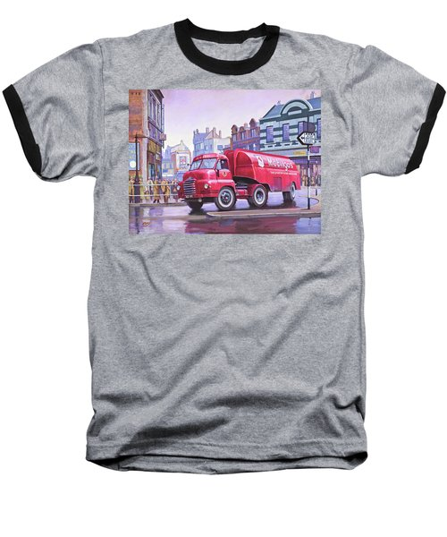 Bedford S Type Tanker. Baseball T-Shirt