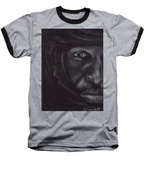 Baseball T-Shirt featuring the painting Bedouin by Annemeet Hasidi- van der Leij
