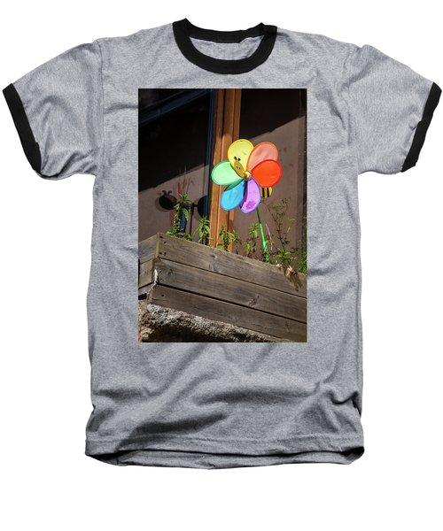 Bee A Wind Spinner? Baseball T-Shirt