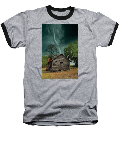 Been There Before Baseball T-Shirt by Jan Amiss Photography