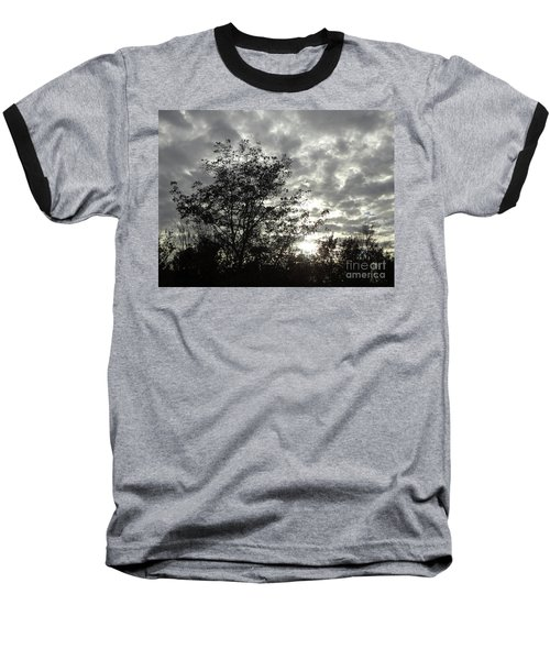 Before The Adventure Baseball T-Shirt by Gem S Visionary