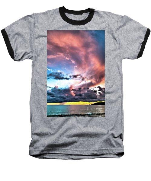 Before The Storm Avila Bay Baseball T-Shirt