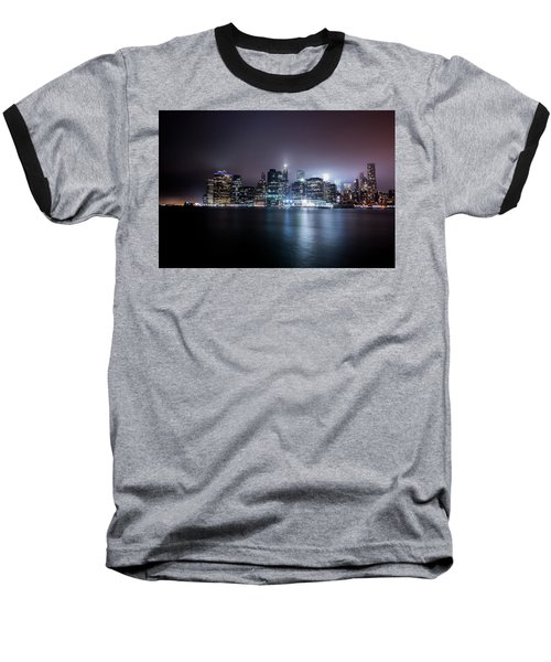 Before The Storm Baseball T-Shirt