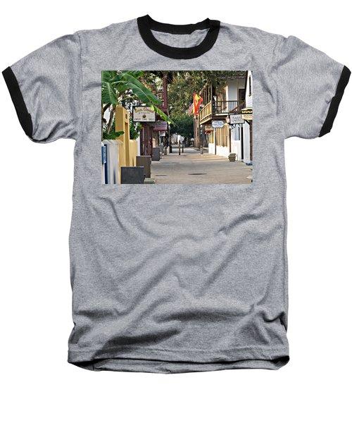 Before The Tourists 1 Baseball T-Shirt
