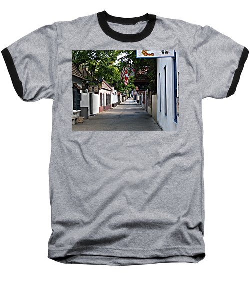Before The Tourists 2 Baseball T-Shirt