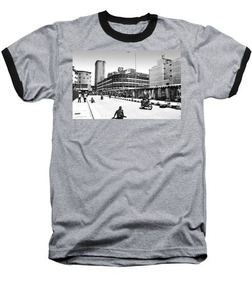 Pz, Broad Street Baseball T-Shirt