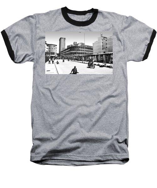 Pz, Broad Street Baseball T-Shirt