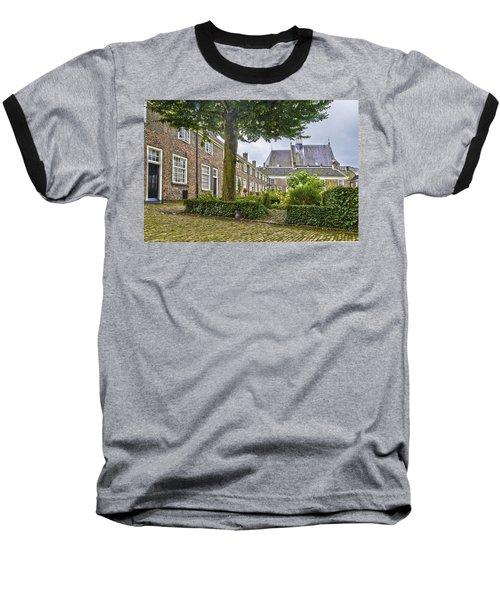Begijnhof In Breda Baseball T-Shirt