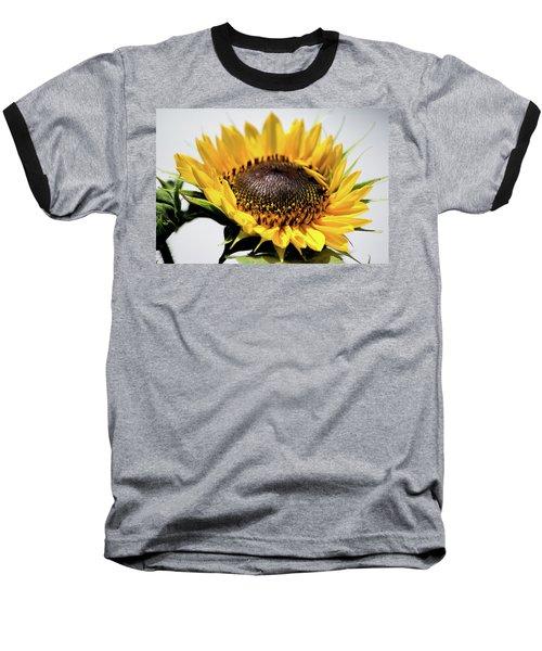 Beginning To Bloom Baseball T-Shirt by Ed Waldrop