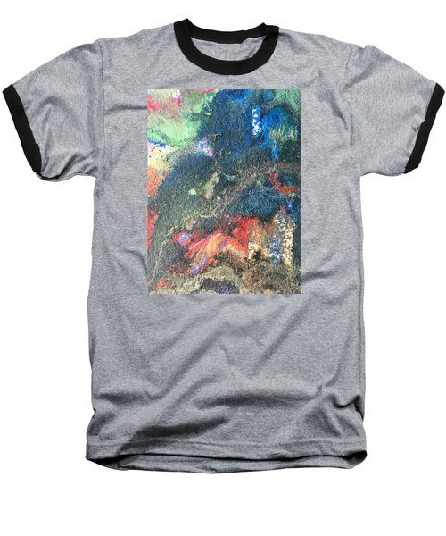 Beginnings - Geology Series Baseball T-Shirt