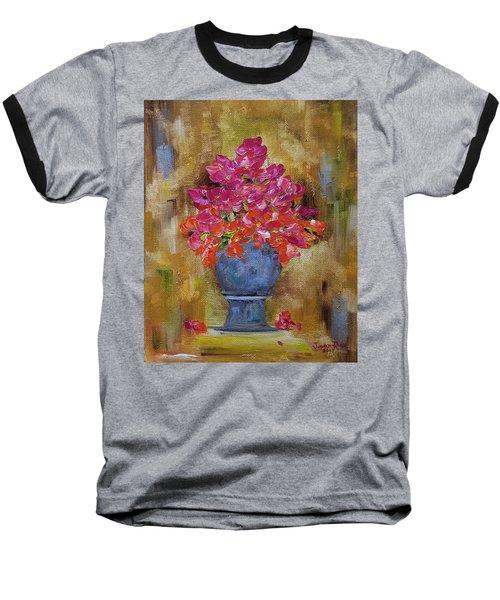 Begonia Justice Baseball T-Shirt