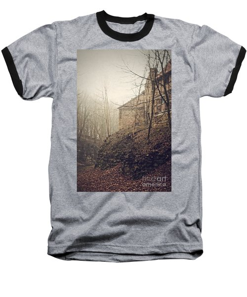 Behind Ancient Walls Baseball T-Shirt