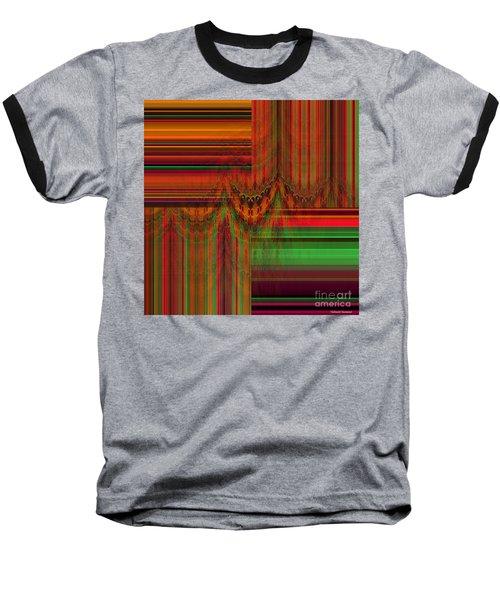 Behind The Drapes Baseball T-Shirt