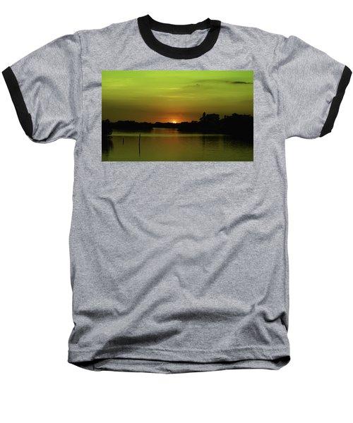 Behind The Horizon Baseball T-Shirt